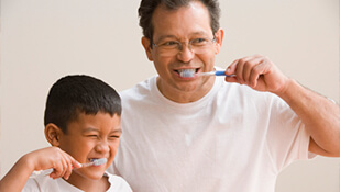 The Importance of Brushing Before Bedtime