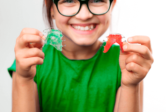 Children and Retainers